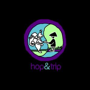 logo officiel Hop&Trip